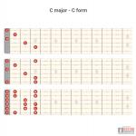02. C major - C form.png