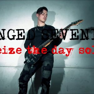 Avenged Sevenfold - Seize the day (guitar solo cover)