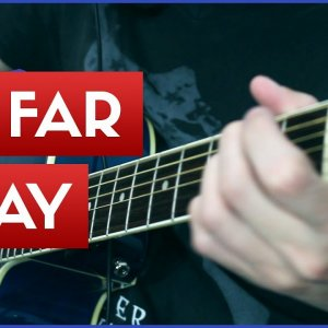 Avenged Sevenfold - So far away (Acoustic Fingerstyle Cover by Vini Ambrose)