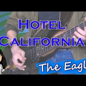 The Eagles - Hotel California (solo cover by Vikachu)