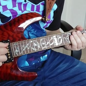 Learning to play Alternate Picking I the correct way
