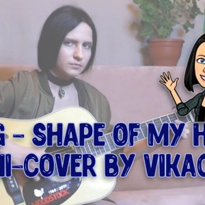 Sting - Shape of my heart (mini-cover by Vikachu)