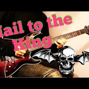 Hail to the King Solo - Avenged Sevenfold
