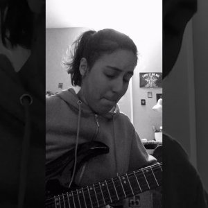 Solo Collab for The Synyster Gates School ( Blues Solo) by Rute Rodrigues