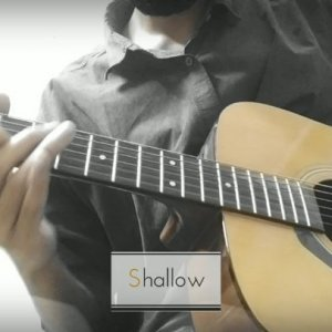 Started transcribing today with one of my favorite songs of all time. Guitar cover: Shallow