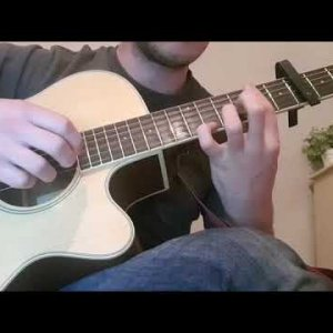 Heartbreaking tune from 'Stuart Little' - (Fingerstyle Arrangement)