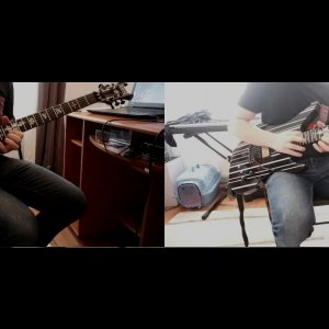 Avenged Sevenfold - Dancing Dead (Guitars Cover)
