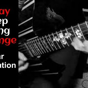 90 Day Sweep Picking Challenge - HQ (unabridged) | Guitar Acceleration #2