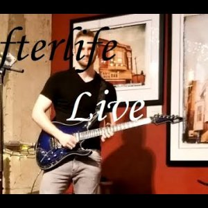 Afterlife Live @ Opening Bell Coffee Shop Open mic