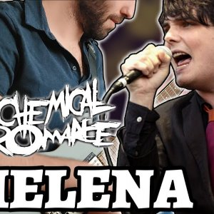 MY CHEMICAL ROMANCE – HELENA (Guitar Cover by Luca Saccomando)