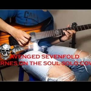 Avenged warmness on the soul live guitar cover