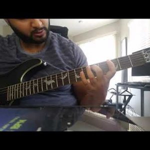 Bill Hudson Triads/Major Scale Practice