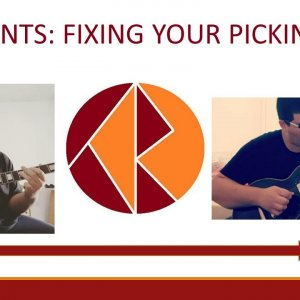 CJ's 2 Cents: Fixing your picking hand!