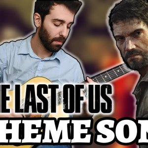THE LAST OF US – THEME SONG (Guitar Cover by Luca Saccomando)