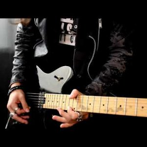 Avenged Sevenfold - Nightmare /Geral Falcon/Guitar Solo
