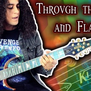 Through The Fire and Flames | DRAGONFORCE | Guitar Cover