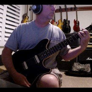 Flight Of Icarus Cover - Adrian's Part - Iron Maiden
