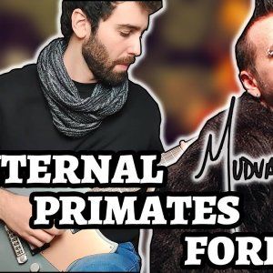 MUDVAYNE – INTERNAL PRIMATES FOREVER (Guitar Cover by Luca Saccomando)