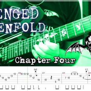 Chapter Four - Guitar Cover + Screen TABS
