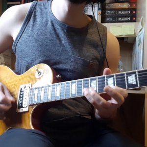 Hail To The King - Guitar Cover
