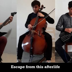"Avenged Sevenfold - ""Afterlife"" (Guitar & Cello)"