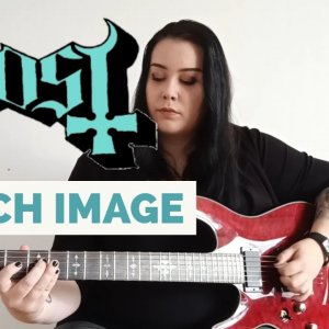 Ghost - Witch Image GUITAR COVER